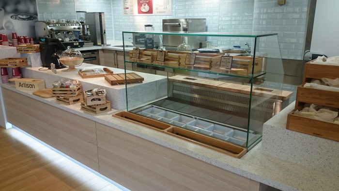 Patheon UK, Restaurant - Bespoke Servery
