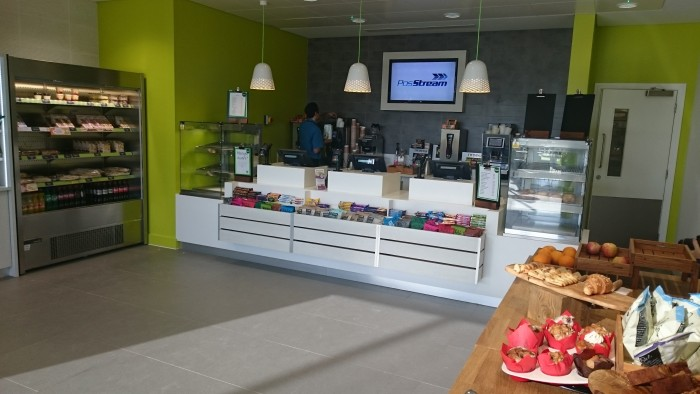 Wellcontrust, Restaurant - Bespoke Servery Counter