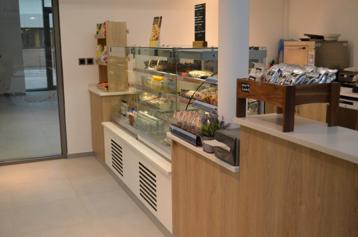 Depuy, Restaurant - Bespoke Counter