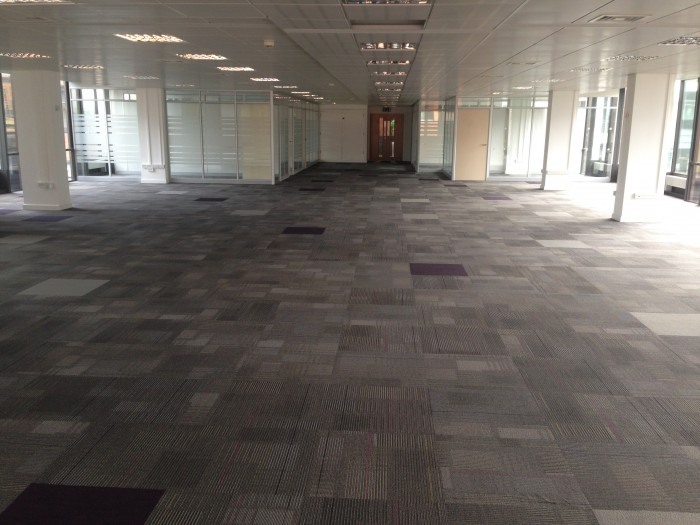 Pall Mall, Offices - Flooring