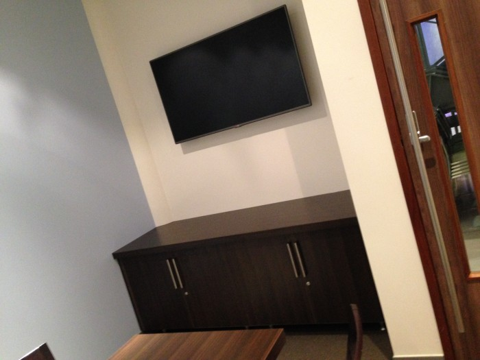 Thales, Meeting Room - Bespoke Sideboard