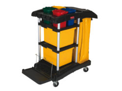 Cleaners Trolley - Premises Equipment