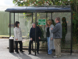 Smoking shelter - Premises Equipment